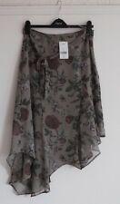 NEXT New Floral Chiffon Skirt Size 8 RRP £38