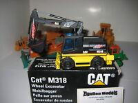 Orig. Norscot 55171 Caterpillar M 316D Excavadoras Móviles 1:50 Nuevo en Emb