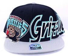 VANCOUVER GRIZZLIES NBA SNAPBACK HAT ADULT SIZE CAP NEW BY '47 BRAND F-58