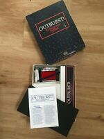 """Outburst First Edition Board Game of  """"verbal explosions""""  By Parker 1992"""