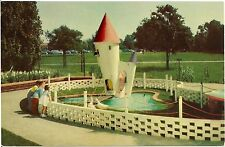 Goosey, Goosey Gander at Children's Fairyland in Oakland CA Postcard
