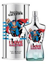 JEAN PAUL GAULTIER JPG LE MALE FRAICHE SUPERMAN EDT 75ML Neuf et sous blister