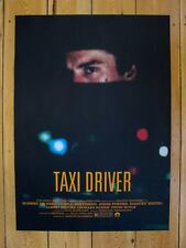TAXI DRIVER revisited poster
