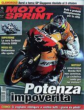 MotoSprint.Honda,Superbike:Davide Tardozzi,Enduro Gp Portogallo,Supercross USA,i