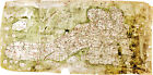 """1325s The Gough Map or Bodleian Map British Isles 8""""x16"""" Wall Art Poster Print"""