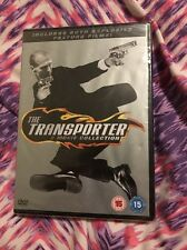 The Transporter/Transporter 2 (DVD, 2006)- NEW AND SEALED- REGION 2
