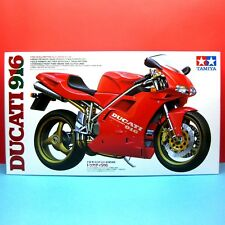 Tamiya 1/12 Ducati 916 Desmoquattro [1/12 Motorcycle Series] model kit #14068