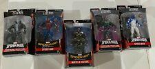 Marvel Legends Vulture BAF-Only 5 Figs-Spiderman,Vulture,Tombstone,Beetle,Cosmic