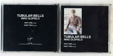 Cd MIKE OLDFIELD Tubular Bells - Virgin 1983 Part One two NERO Black No barcode