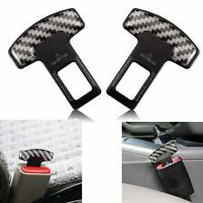 Universal Car Safety Seat Belt Buckle Alarm Stopper Eliminator Clip Stop Warning