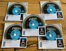 BOARDWALK EMPIRE BLU RAY * discs only * Series 3 season UK 3rd Third