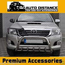 TOYOTA Hilux Bull Bar Nuge Bar(60 mm) S.Steel 2006-2009 Low