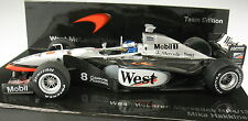 MINICHAMPS - F1 WEST McLAREN Mercedes MP 4-13 - Hakkinen - TEAM EDITION - 1:43