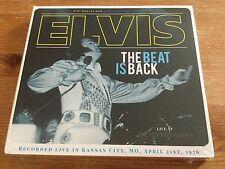 Elvis Presley 2 cd - The Beat is back - Sealed digipak!