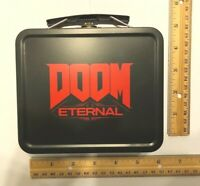 New Doom Eternal Lunch Box Tin Pre-Order Bonus ONLY NO GAME / PS4 Xbox One PC