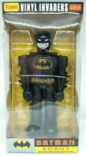 "Funko Vinyl Invaders Batman Robot Black Suit 11"" Figure"
