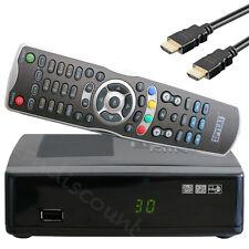 SPYCAT Mini Kabel DVB-C Receiver HDTV Sat IP DVB-C/T2 Tuner USB Wifi Linux E2