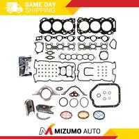 Engine Re-Ring Kit Fit 02-06 Nissan Quest Altima Maxima Murano Infiniti VQ35DE