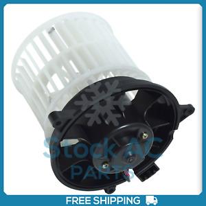 New A/C Heater Blower Motor for Ford Fiesta, EcoSport UQ