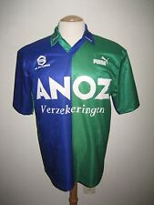 FC Groningen away vintage Holland football shirt soccer jersey voetbal size S