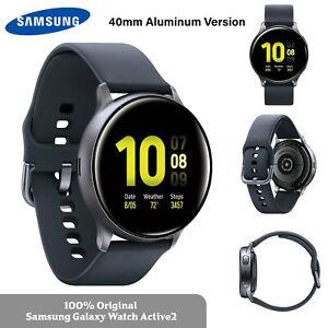 SAMSUNG Galaxy Watch Active2 Original 40mm Smart Watch Aluminum,GPS,Bluetooth,4G