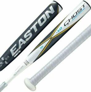 Easton Ghost Double Barrel (-10) FP20GH10 Fastpitch Softball Bat 34/24