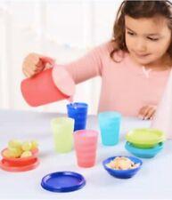 *NEW – BARGAIN PRICE* TUPPERWARE KIDS IMPRESSIONS MINI TEA SET