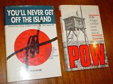 2 X HBDJ * P.O.W. IAN RAMSAY & YOU'LL NEVER GET OFF THIS ISLAND ALIVE * CHANGI