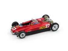 Ferrari 126 C2 T-Car G. Villeneuve 1982  #27 San Marino Limited 300 pcs 1:43