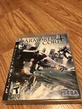 Armored Core 4 Ps3 PlayStation 3 - VC7