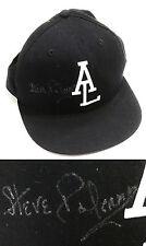 Steve Palermo AL Umpire signed New Era baseball hat cap autograph CBM COA