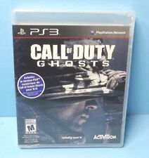 Call of Duty: Ghosts PLAYSTATION 3 PS3 BRAND NEW FACTORY SEALED FRENCH VERSION