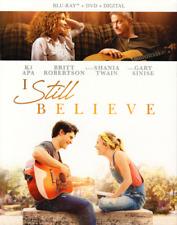 I Still Believe Blu-Ray + DVD + Digital w/ Slipcover Factory Sealed NEW