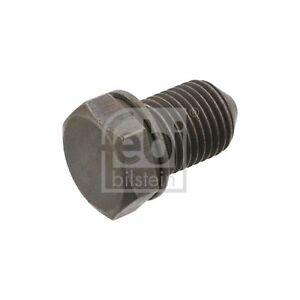 Oil Drain Plug (Fits: Audi) | Febi Bilstein 48871 - Single