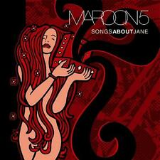 MAROON 5 - SONGS ABOUT JANE - CD, 2004 - BMG ARGENTINA 4 BONUS TRACKS