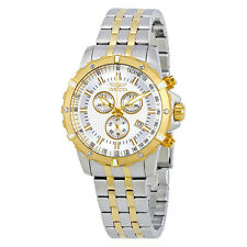 Invicta Specialty Chronograph Silver Dial Mens Watch 17506