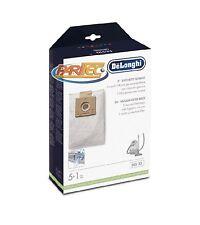 Dls33 DeLonghi Sacchetti filtranti originali per XTL 7020 220 190 210 212 5pz 1f