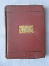 Old Rare Book Griselda A Dramatic Poem Translated from German 1876 GC