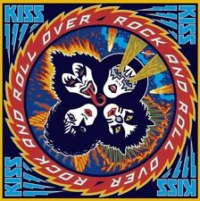 KISS - ROCK AND ROLL OVER (LTD.BACK TO BLACK)  VINYL LP NEU