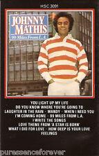 JOHNNY MATHIS - 99 Miles From L.A. (UK 12 Tk Cassette Album)