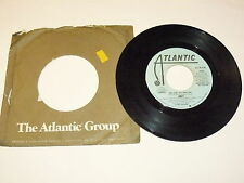 "ABBA ""ON AND ON AND ON"" disco 45 giri ATLANTIC Us 1980 PROMO Mono/Stereo"