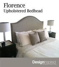 FLORENCE Bedhead Headboard for King Ensemble - Oatmeal
