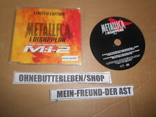 CD Metal Metallica - I Disappear (1 Song) MCD / EDEL HOLLYWOOD