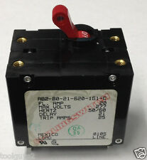 "Circuit Breaker Switch, 2pole 20A 277VAC/80VDC Carling AB2-BO-21-620-1G1-C ""NEW"""