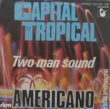"7"" 1981 KULT IN VG++ ! TWO MAN SOUND : Capital Tropical"