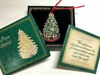 2008 WHITE HOUSE Ornament Christmas Historical Association TREE  **FREE SHIP**
