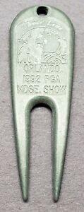 VINTAGE 1992 ORLANDO PGA GOLF DIVOT TOOL SHEAR LINE MDSE. SHOW BAG BOY GOLF TOOL