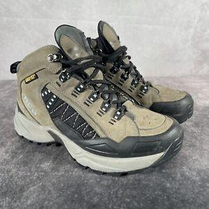 NIKE Air ACG Khaki Green Gore-Tex Trainers Walking Boots UK Size 5 Vintage RARE