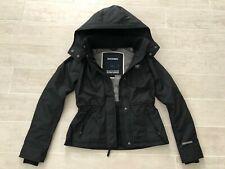 New Abercrombie & Fitch Women All-Season Weather Warrior Jacket - Black - S