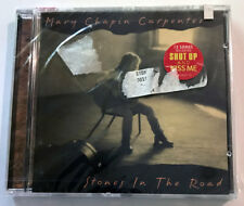 Mary Chapin Carpenter STONES IN THE ROAD 1994 CD NEW
